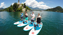 Lake Bled Stand-Up Paddle Boarding Lesson and Tour, Bled, Stand Up Paddleboarding