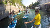 Ljubljana Stand-Up Paddle Boarding Lesson and Tour, Ljubljana