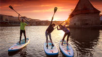 Maribor Paddle Boarding Tour with Lesson and Funny Challenges, Slovenia, Other Water Sports