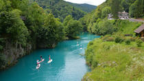 Paddle-boarding & Hiking - Active Day Tour to Soca Valley from Ljubljana, Ljubljana, Day Trips
