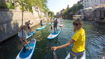 Tour e lezioni di imbarco Stand-Up Paddle di Lubiana, Ljubljana, Half-day Tours