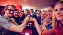 4-Hour Pub Crawl Tour in Dusseldorf including Drinks, Düsseldorf