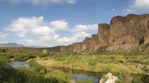 Salt River Kayak Adventure from Scottsdale, Phoenix, Water Parks