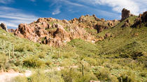 Self-Drive Twilight Tour through the Sonoran Desert, Phoenix, 4WD, ATV & Off-Road Tours