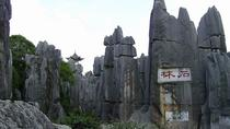 One day private tour to Stone Forest and Guangdu Old Town, Kunming, Private Sightseeing Tours