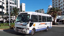 Brisbane Departure Transfer Shuttle from Hotel to Airport, Brisbane