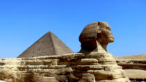 Excursion privée : Les Pyramides de Gizeh, le Sphinx, Memphis, Sakkara, Cairo, Private ...
