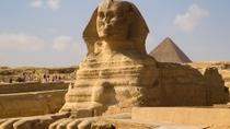Excursion privée : Pyramides de Gizeh et le Sphinx, Cairo, Private Sightseeing Tours