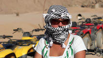 Hurghada Shore Excursion: Quad Biking in the Egyptian Desert from Hurghada, Hurghada, Dining ...