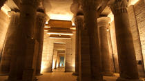 Philae Temple Sound and Light Show with Private Transport, Aswan, null