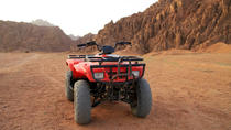 Quad Biking in the Egyptian Desert from Hurghada, Hurghada