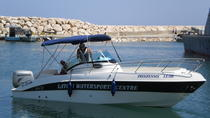 Luxury 250HP Self-Drive Speedboat Rental in Latchi, Paphos