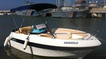 Luxury 70HP Self-drive boat hire, Paphos, Boat Rental