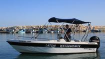 Standard 50HP Self-drive boat hire, Paphos, Boat Rental
