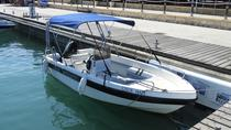Standard 50HP Self-drive boat hire, Paphos, Boat Rental