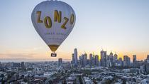 Melbourne Balloon Flight at Sunrise