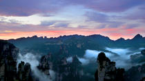 3-Days-Private tour to Zhangjiajie national park and Tianmen moutain plus Glass walk, 張家界