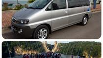 Entrance Tickets to Grand Canyon & Glass Bridge with Private Car Transfer From Wulingyuan Area...