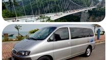 Entrance Tickets to Zhangjiajie Grand Canyon & Glass bridge with Shared Transfer Service from...