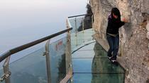 Private Day Tour of Tianmen Mountain met Skywalk, Zhangjiajie