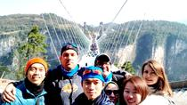 PrivateTour: Glass Bridge and Baofeng Lake from Zhangjiajie, Zhangjiajie, Private Day Trips