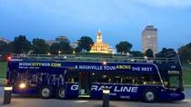 Double Decker Night Time Tour of Nashville, Nashville, City Tours
