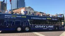 Music City Hop on  and Hop Off Tour, Nashville