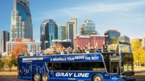 Music City Hop on and Hop Off Tour, Nashville, Hop-on Hop-off Tours