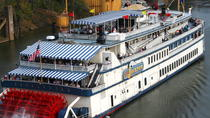 Nashville Showboat-lunch- of dinercruise op de General Jackson, Nashville, Day Cruises