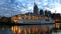Nashville Showboat Lunch or Dinner Cruise on the General Jackson, Nashville, Dinner Cruises