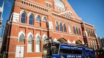 The New Nashville City Tour, Nashville, Recorridos por ciudad