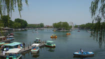 4 hours Beijing tour to Jingshan Park and boating experience at Beihai park, Beijing, Other Water...