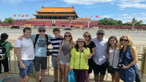 Quality Coach Day Tour to Tiananmen Square and Forbidden City plus Badaling Great Wall, Beijing,...