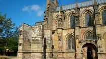 Excursión en tierra privada: Edinburgh City y Rosslyn Chapel, Edimburgo, Tours de escala en puertos