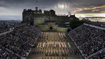 Shore Excursion: Edinburgh City Tour Rosslyn Chapel Dinner and The Royal Military Tattoo 2017,...