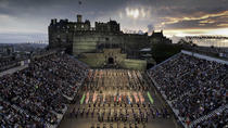The Royal Military Tattoo, Edinburgh City Tour, Rosslyn Chapel Tour and Dinner from Edinburgh, ...