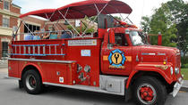 Narrated Sightseeing Tour of Portland Maine Aboard a Vintage Fire Engine, Portland