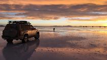 Private Salt Flats Full-Day Tour Including Colchani and Volvano Tunupa, Uyuni, Private Sightseeing ...