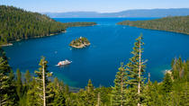 Lake Tahoe Day Trip from South Bay, San Jose, Helicopter Tours