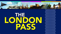 London Pass Including Hop-On Hop-Off Bus Tour and Entry to Over 60 Attractions, London, Movie & TV ...