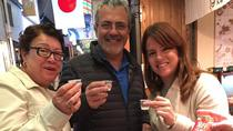 Small-Group Guided Evening Food Tour of Osaka, Osaka, Sake Tasting and Brewery Tours