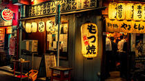 Walking Food Tour of Shimbashi at Night, Tokyo, Food Tours