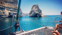 Milos Half Day Cruise with Lunch, Milos, Day Cruises