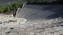 3-Day Classical Greece Tour: Epidaurus, Mycenae, Nafplion, Olympia, Delphi, Athens, Multi-day Tours
