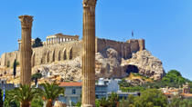 Athens Super Saver: City Sightseeing Tour plus Half-Day Cape Sounion Trip, Athens, Bus & Minivan ...