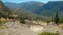 Delphi Day Trip from Athens, Athens, null