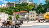 Experience a complete tour of the world heritage cities of Salzburg as well as Hallstatt and Bad...