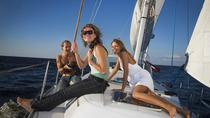 Small-Group Mediterranean Sea Sailing Trip from Barcelona, Barcelona, Helicopter Tours