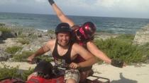 ATV Off-Road Seashore Adventure in Cozumel Including Lunch, Cozumel, 4WD, ATV & Off-Road Tours