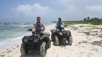 ATV Seashore Adventure to Mezcalitos, Cozumel, 4WD, ATV & Off-Road Tours